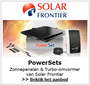 Twentezon - Zwarte zonnepanelen