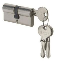 Kluizenensloten - Lips sleutels